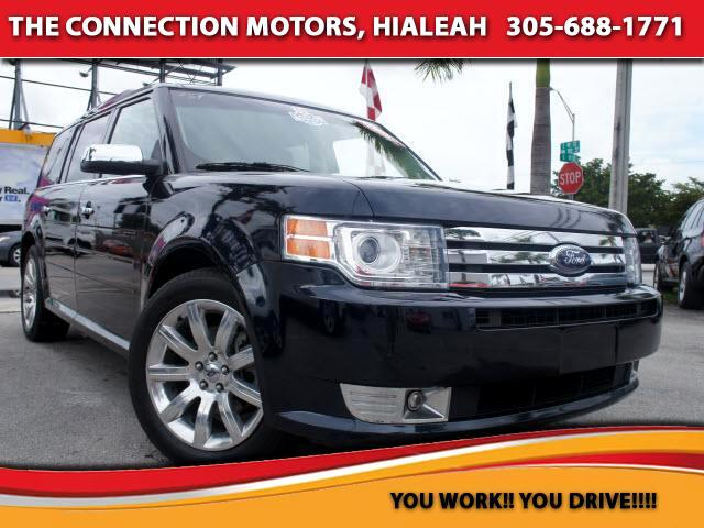2010 Ford Flex VIN 2FMGK5DCXABA85354 78k miles Options Air Conditioning Vanity Mirrors Power