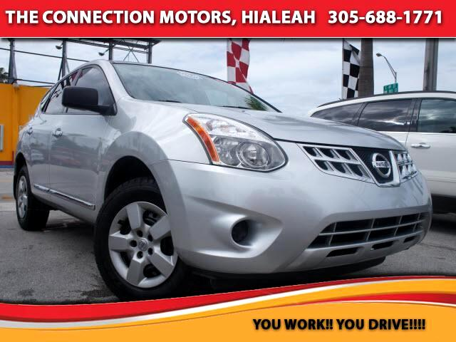 2011 Nissan Rogue VIN JN8AS5MT1BW161414 43k miles Options Air Conditioning Vanity Mirrors Sid