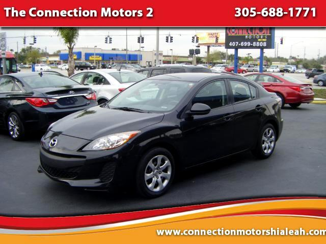 2012 Mazda MAZDA3 VIN JM1BL1UF9C1542149 60k miles Options Air Conditioning Alarm System AMFM