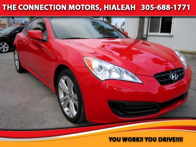 2012 Hyundai Genesis Coupe VIN KMHHT6KD6CU076912 18k miles Options Adjustable Pedals Air Condi