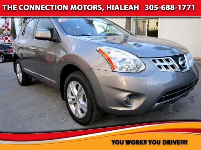 2012 Nissan Rogue VIN JN8AS5MT2CW252399 37k miles Options Air Conditioning Alarm System Alloy