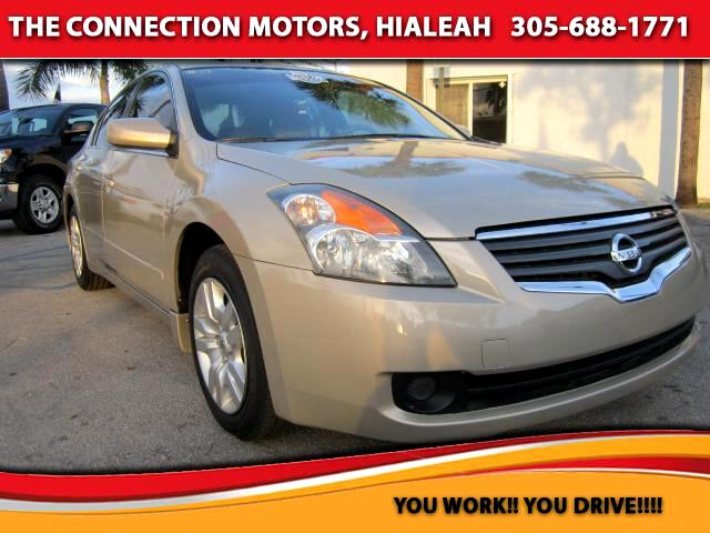 2009 Nissan Altima VIN 1N4AL21E89N497967 52k miles Options Air Conditioning Alarm System AMF