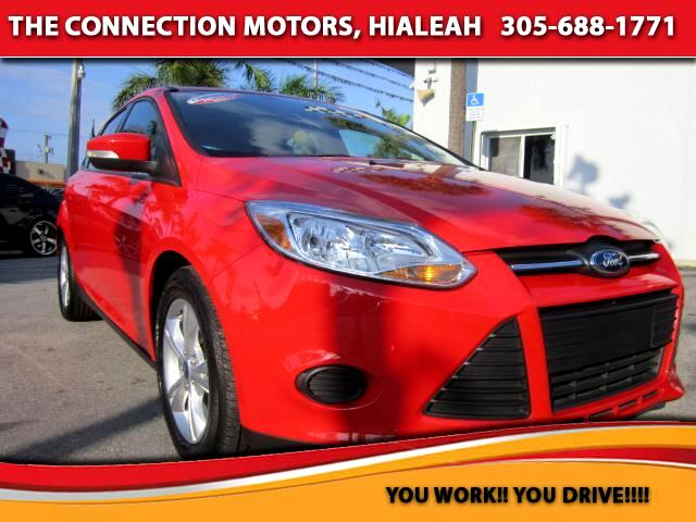 2013 Ford Focus VIN 1FADP3K28DL146654 36k miles Options Air Conditioning Alarm System Alloy W