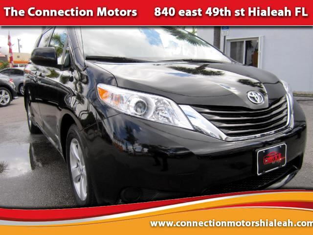 2013 Toyota Sienna GREAT SELECTION OF HIGH QUALITY VEHICLES AT THE LOWEST PRICE WE FINANCE EVERYBOD
