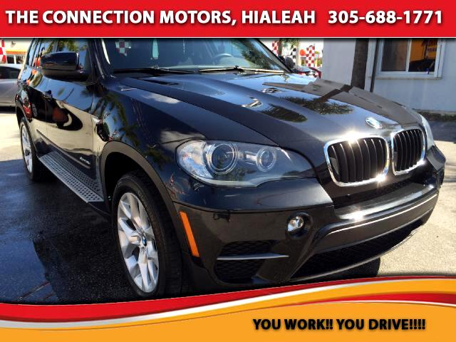 2011 BMW X5 VIN 5UXZV4C55BL413930 55k miles Options 4x4 Air Conditioning Alarm System Alloy
