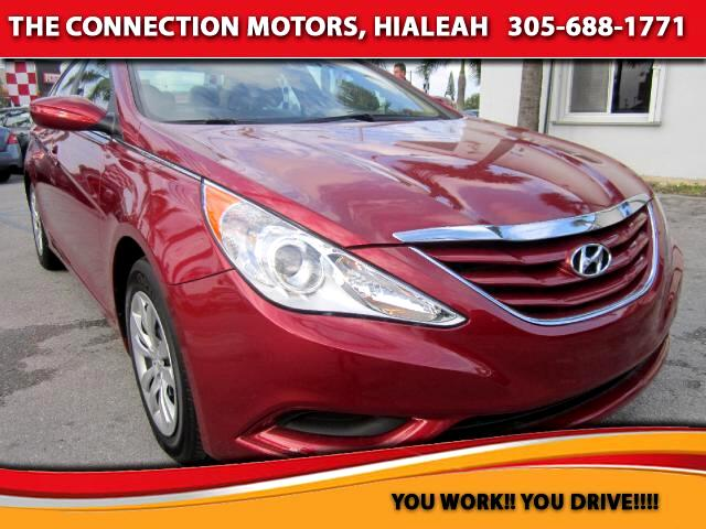 2013 Hyundai Sonata VIN 5NPEB4AC0DH554762 36k miles Options Air Conditioning Alarm System All