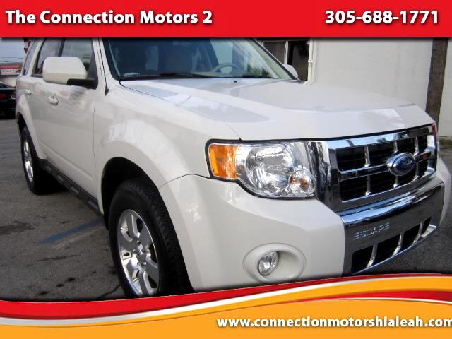 2012 Ford Escape VIN 1FMCU0E70CKB81175 55k miles Options Air Conditioning Alarm System Alloy