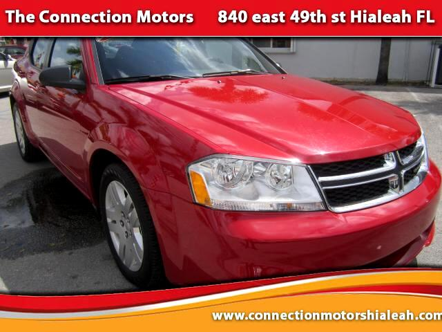 2013 Dodge Avenger GREAT SELECTION OF HIGH QUALITY VEHICLES AT THE LOWEST PRICE WE FINANCE EVERYBOD