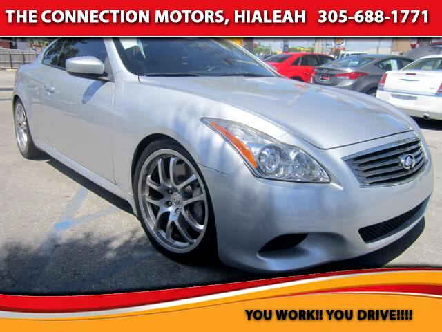 2009 Infiniti G Coupe Car has been modified Inquire at dealer VIN JNKCV64E89M600244 52k miles