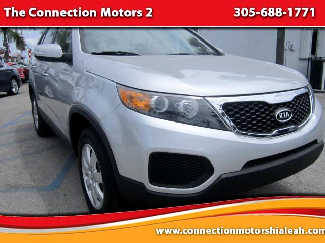 2011 Kia Sorento VIN 5XYKT4A22BG144413 67k miles Options Air Conditioning Alloy Wheels AMFM