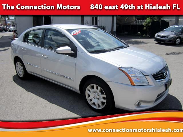 2011 Nissan Sentra GREAT SELECTION OF HIGH QUALITY VEHICLES AT THE LOWEST PRICE WE FINANCE EVERYBOD