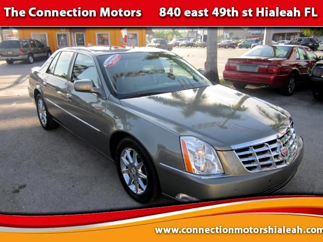 2011 Cadillac DTS GREAT SELECTION OF HIGH QUALITY VEHICLES AT THE LOWEST PRICE WE FINANCE EVERYBODY