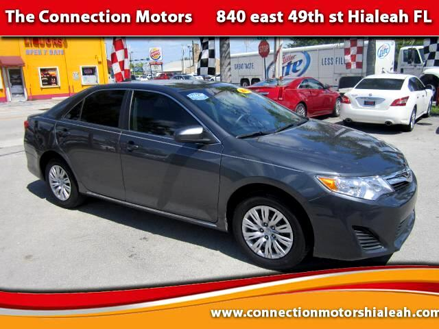 2013 Toyota Camry GREAT SELECTION OF HIGH QUALITY VEHICLES AT THE LOWEST PRICE WE FINANCE EVERYBODY