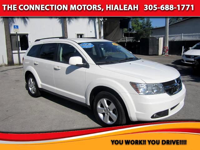 2010 Dodge Journey VIN 3D4PG5FV9AT140629 53k miles Options Air Conditioning Alarm System Allo