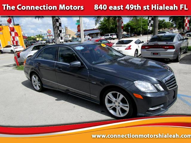 2012 Mercedes E-Class GREAT SELECTION OF HIGH QUALITY VEHICLES AT THE LOWEST PRICE WE FINANCE EVERY