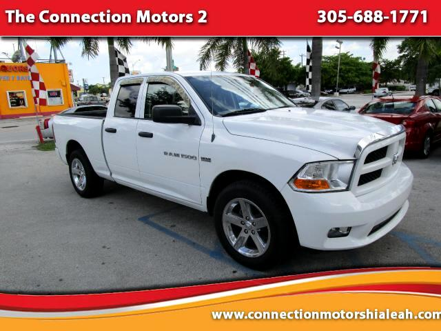 2012 RAM 1500 VIN 1C6RD6FT9CS199081 22k miles Options Air Conditioning Alarm System AMFM An