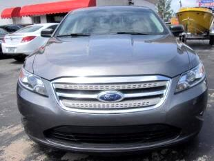 2012 Ford Taurus VIN 1FAHP2EWXCG116900 56k miles Options Air Conditioning Alarm System Alloy