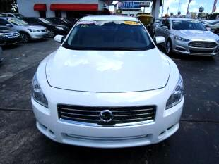 2012 Nissan Maxima VIN 1N4AA5APXCC812702 43k miles Options Air Conditioning Alarm System Allo