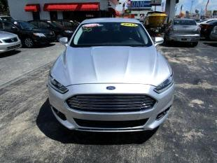 2013 Ford Fusion VIN 3FA6P0H98DR193406 44k miles Options Air Conditioning Alarm System Alloy