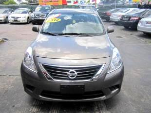2012 Nissan Versa VIN 3N1CN7AP7CL901525 41k miles Options Air Conditioning AMFM Anti-Lock Br