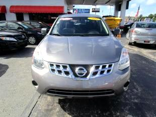 2011 Nissan Rogue VIN JN8AS5MT3BW165738 35k miles Options Air Conditioning Alarm System Alloy