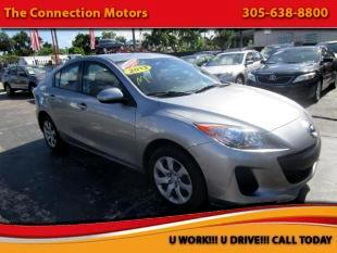 2013 Mazda MAZDA3 VIN JM1BL1U72D1715505 12k miles Options Air Conditioning Alarm System Anti-