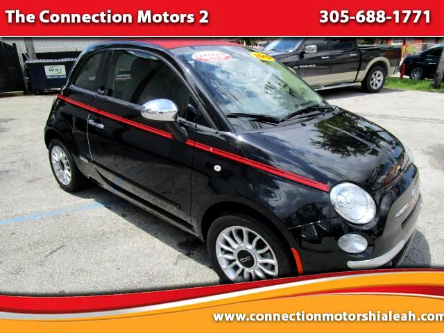 2012 Fiat 500 VIN 3C3CFFER9CT352429 20k miles Options Air Conditioning Alarm System Alloy Whe