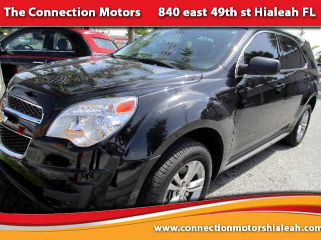 2013 Chevrolet Equinox VIN 2GNALBEK9D6294424 13k miles Options Air Conditioning Alarm System