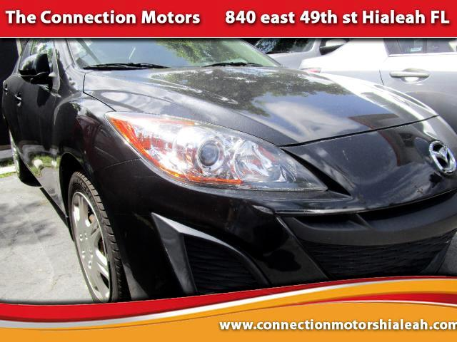 2011 Mazda MAZDA3 VIN JM1BL1UF8B1471377 51k miles Options Air Conditioning Alarm System AMFM