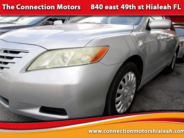 2007 Toyota Camry VIN 4T1BE46K67U725515 113k miles Options Air Conditioning Alarm System Allo