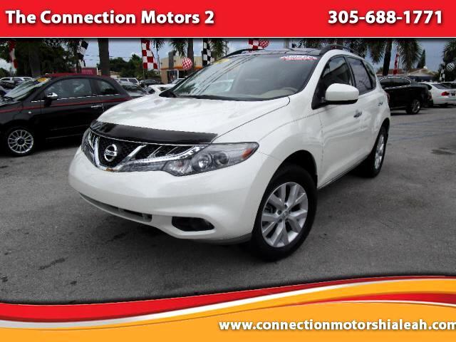 2011 Nissan Murano VIN JN8AZ1MU0BW056389 39k miles Options Air Conditioning Alarm System Allo