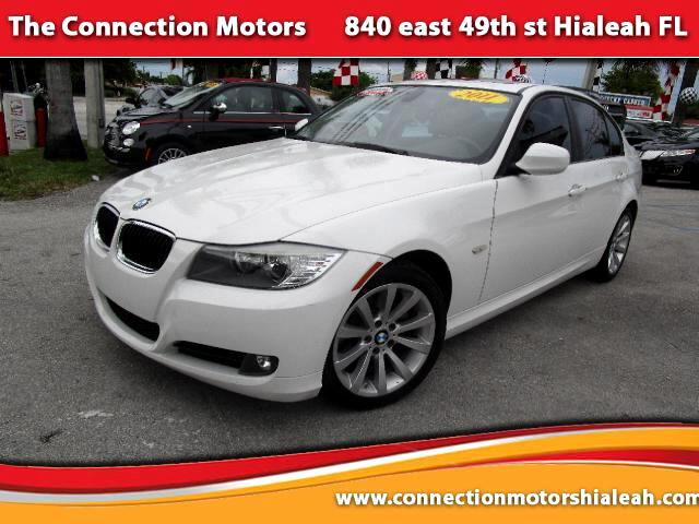 2011 BMW 3-Series VIN WBAPH7C55BE850202 28k miles Options Air Conditioning Alarm System Alloy