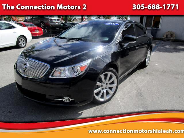 2011 Buick LaCrosse VIN 1G4GE5ED3BF309014 45k miles Options Air Conditioned Seats Air Conditio