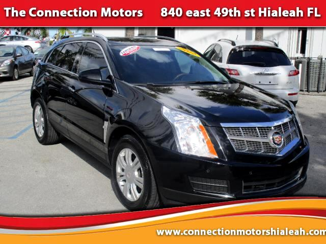 2012 Cadillac SRX GREAT SELECTION OF HIGH QUALITY VEHICLES AT THE LOWEST PRICE WE FINANCE EVERYBODY