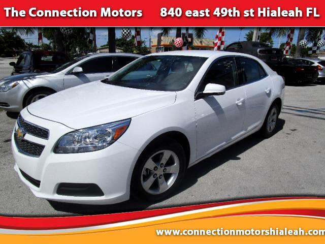 2013 Chevrolet Malibu VIN 1G11C5SA1DF242161 37k miles Options Air Conditioning Alarm System A