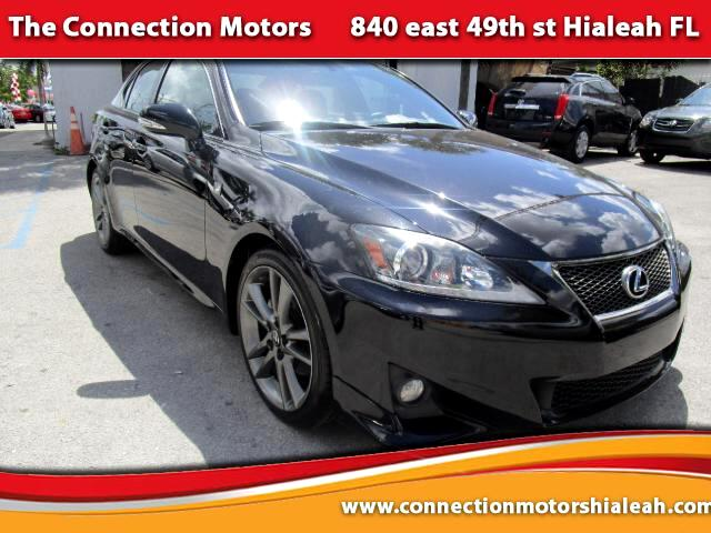 2011 Lexus IS GREAT SELECTION OF HIGH QUALITY VEHICLES AT THE LOWEST PRICE WE FINANCE EVERYBODY CO
