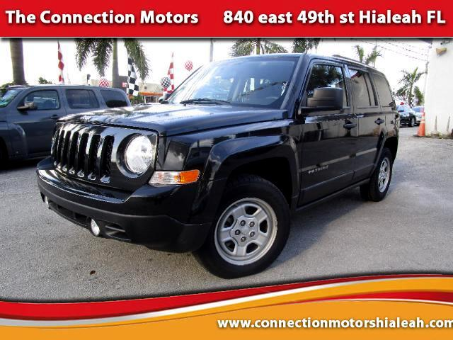 2011 Jeep Patriot GREAT SELECTION OF HIGH QUALITY VEHICLES AT THE LOWEST PRICE WE FINANCE EVERYBODY