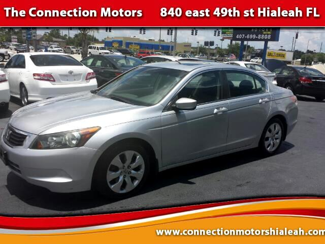 2008 Honda Accord GREAT SELECTION OF HIGH QUALITY VEHICLES AT THE LOWEST PRICE WE FINANCE EVERYBODY