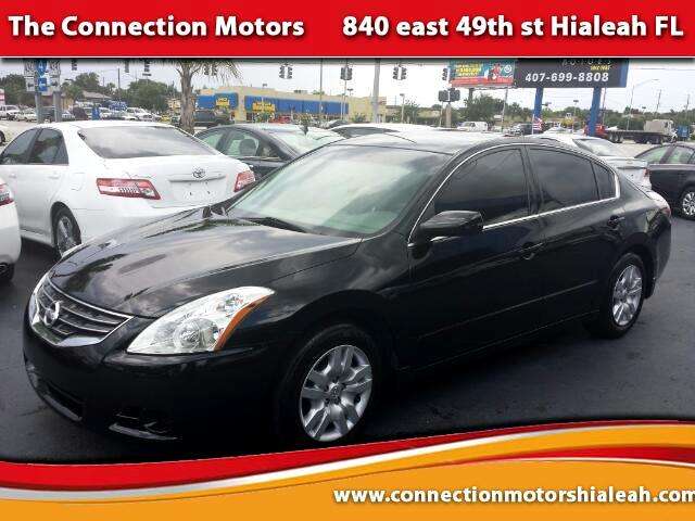 2011 Nissan Altima VIN 1N4AL2AP9BC167340 47k miles Options Air Conditioning Alarm System AMF