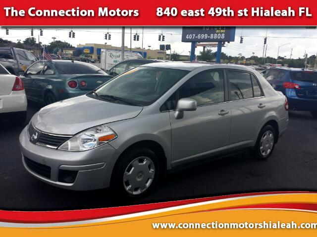 2008 Nissan Versa GREAT SELECTION OF HIGH QUALITY VEHICLES AT THE LOWEST PRICE WE FINANCE EVERYBODY