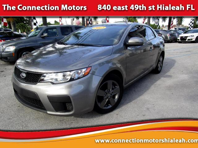 2012 Kia Forte Koup GREAT SELECTION OF HIGH QUALITY VEHICLES AT THE LOWEST PRICE WE FINANCE EVERYBO