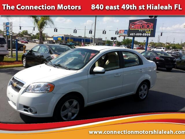 2011 Chevrolet Aveo null VIN KL1TG5DE8BB231318 58k miles Options Air Conditioning AMFM CD C