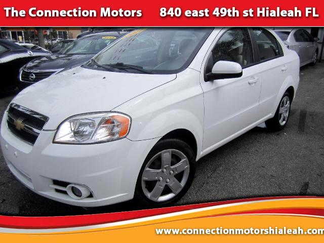 2011 Chevrolet Aveo GREAT SELECTION OF HIGH QUALITY VEHICLES AT THE LOWEST PRICE WE FINANCE EVERYBO
