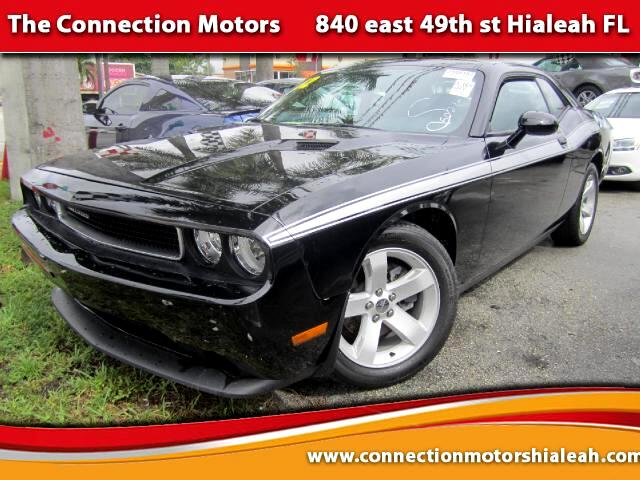 2012 Dodge Challenger GREAT SELECTION OF HIGH QUALITY VEHICLES AT THE LOWEST PRICE WE FINANCE EVERY
