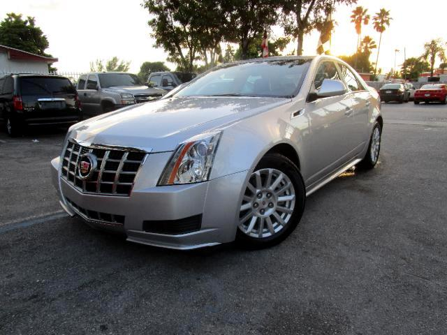 2012 Cadillac CTS GREAT SELECTION OF HIGH QUALITY VEHICLES AT THE LOWEST PRICE WE FINANCE EVERYBODY