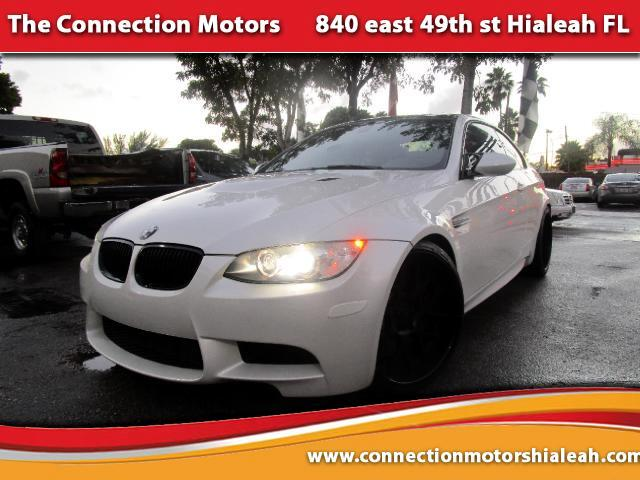 2011 BMW M3 GREAT SELECTION OF HIGH QUALITY VEHICLES AT THE LOWEST PRICE WE FINANCE EVERYBODY COME