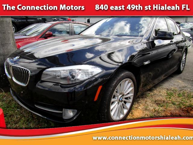 2012 BMW 5-Series GREAT SELECTION OF HIGH QUALITY VEHICLES AT THE LOWEST PRICE WE FINANCE EVERYBOD