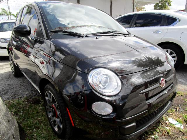 2013 Fiat 500 GREAT SELECTION OF HIGH QUALITY VEHICLES AT THE LOWEST PRICE WE FINANCE EVERYBODY C