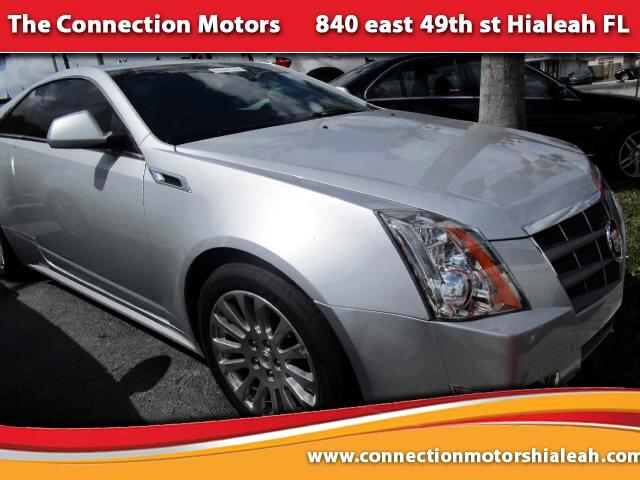 2011 Cadillac CTS GREAT SELECTION OF HIGH QUALITY VEHICLES AT THE LOWEST PRICE WE FINANCE EVERYBOD