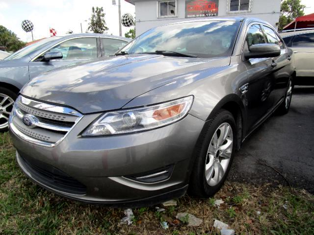 2012 Ford Taurus GREAT SELECTION OF HIGH QUALITY VEHICLES AT THE LOWEST PRICE WE FINANCE EVERYBODY